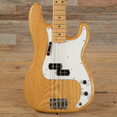 Fender Precision Bass Natural 1974 (s092)