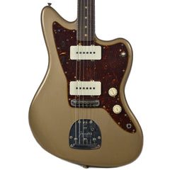 Fender Custom Shop 1962 Jazzmaster Journeyman Relic RW Faded Shoreline Gold w/Lollar Pickups & Painted Headcap (Serial #R88342)