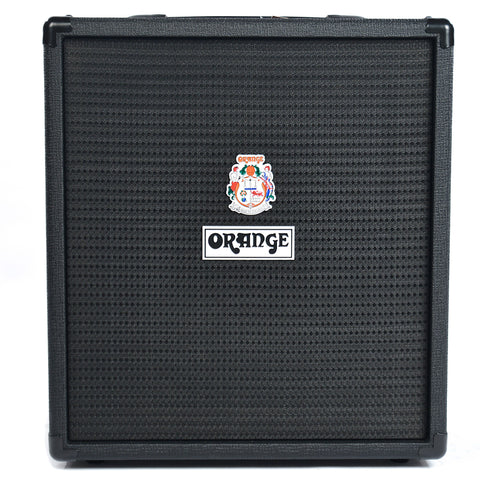 Orange Crush Bass 50 Black 1x12 50w Combo