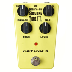 Option 5 Destination Square Tone Fuzz v2
