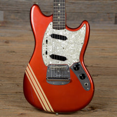Fender Mustang RW Competition Red 1973 (s737)