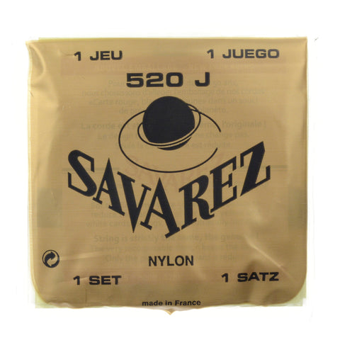 Savarez 520J Hard Tension Strings
