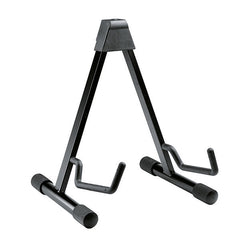 K&M A-Frame Acoustic Guitar Stand Black