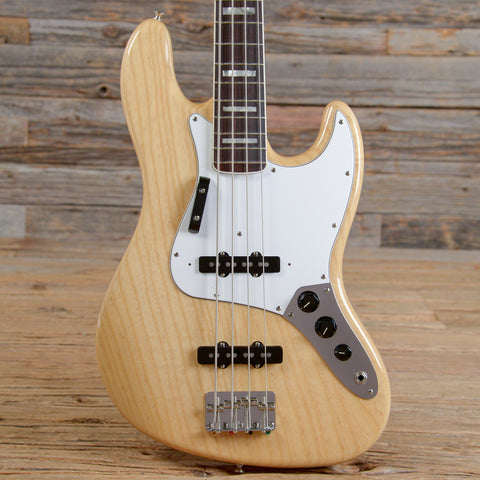 Fender American Vintage '75 Jazz Bass Natural USED (s049)