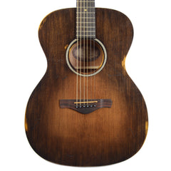 Ibanez AVC6DTS Artwood Series Grand Concert Acoustic Distressed Tobacco Sunburst