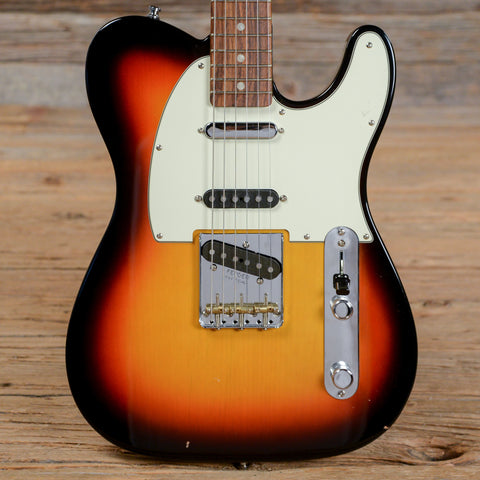 Fender American Vintage Hot Rod '60s Telecaster Sunburst USED (s495)