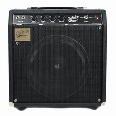 Jim Kelley Single Channel Reverb 60W Combo Black Tolex