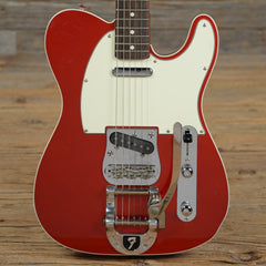 Fender Japan '62 Telecaster Custom Candy Apple Red USED (s686)