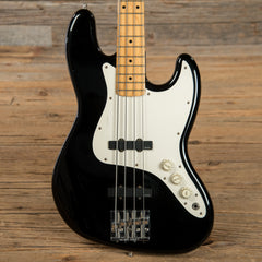 Fender Standard Jazz Bass 1984 MN Black (s592)