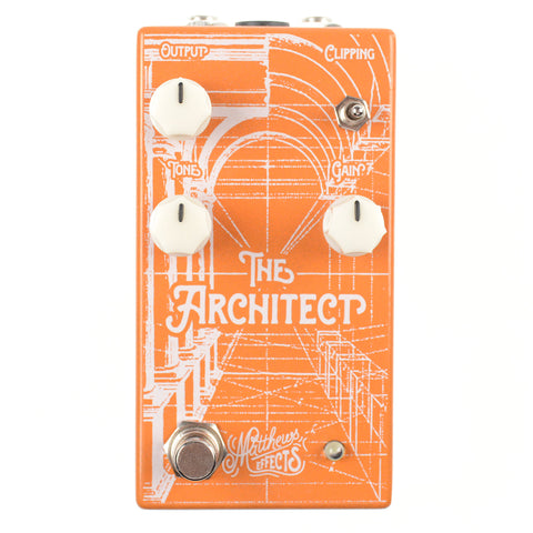 Matthews Effects The Architect Overdrive