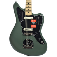 Fender American Pro Jaguar MN Antique Olive