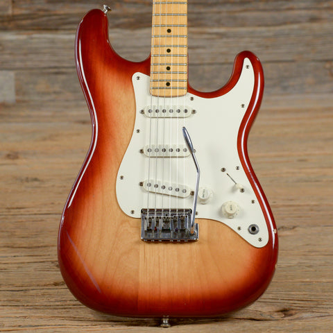 "Fender Stratocaster ""Dan Smith"" Sienna Sunburst 1984 (s703)"