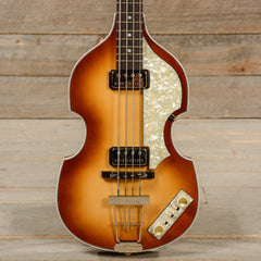 Hofner 1962 Reissue 500/1 Violin Bass Dark Sunburst USED