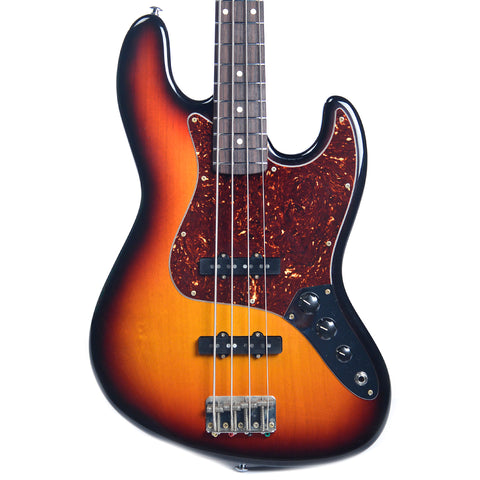 Suhr Classic J Antique Bass 3-Tone Burst Floor Model