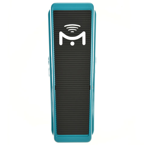 Mission Engineering VM-1 Aero Volume Pedal Surf Green w/ Illuminated Base