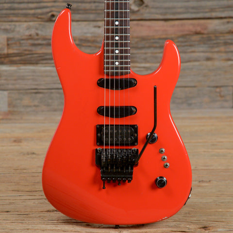 B.C. Rich ST-III Hot Rod Red 1987 (s696)