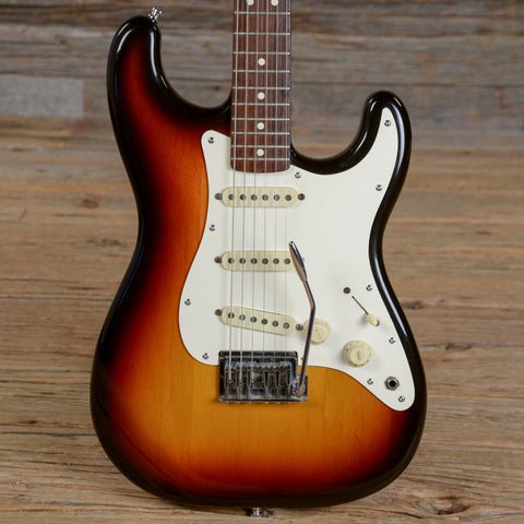 Fender Dan Smith Stratocaster Sunburst 1980s (s413)