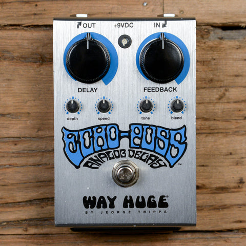 Way Huge WHE702S Echo-Puss Analog Delay USED