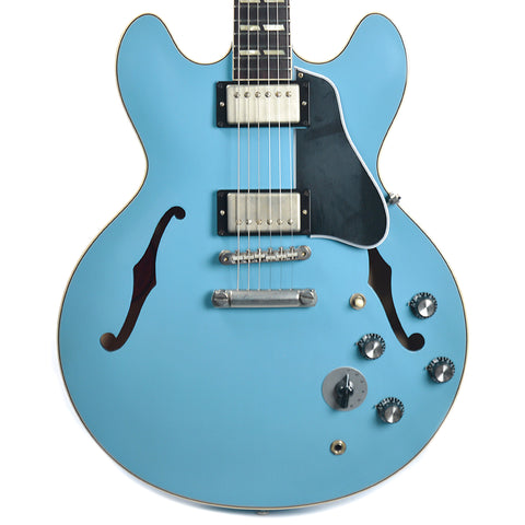 Gibson Memphis 1964 ES-345 Frost Blue VOS Frost Blue (Serial #60587)