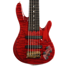 Yamaha John Patitucci Signature 6-String Bass Trans Red