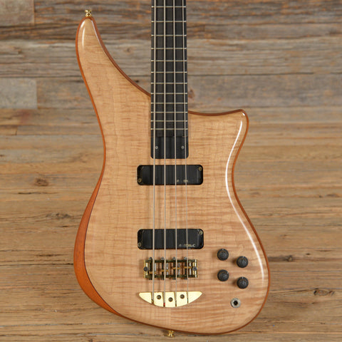 Alembic Epic 4-String Bass Natural