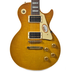 Gibson Custom Shop Historic Select 1959 Les Paul Reissue Lightly Aged Lightburst GH (Serial #CMELP014)
