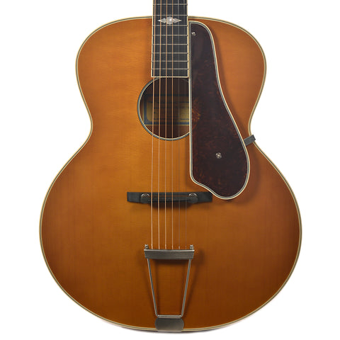 Epiphone Masterbilt Century Collection De Luxe (Round Hole) Vintage Natural NH