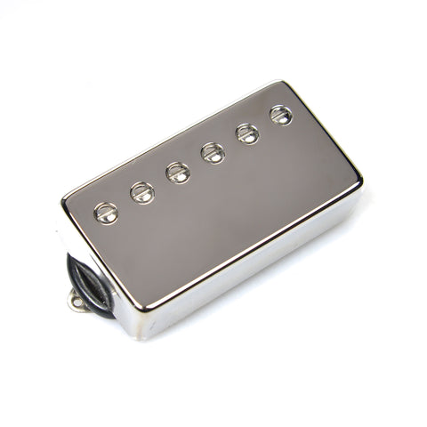 Suhr Aldrich Single Screw Hot Humbucker Bridge Pickup 53mm Spacing Nickel Chrome