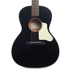 Waterloo WL-14 X Acoustic Black w/X-Bracing and Truss Rod