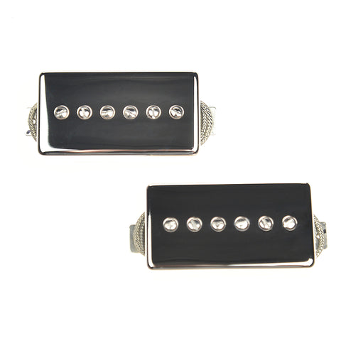 Seymour Duncan Phat Cat Nickel Set