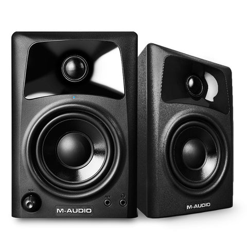 M-Audio Av32 Pair Compact Monitor Speakers