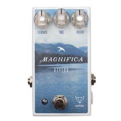 Foxpedal Magnifica Digital Spring Reverb