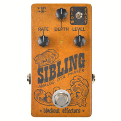 Blackout Effectors Sibling Small Box Analog Phaser & Ring Modulator