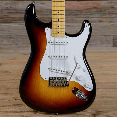 Fender Custom Shop 1954 Stratocaster NOS Sunburst 2014 (s951)