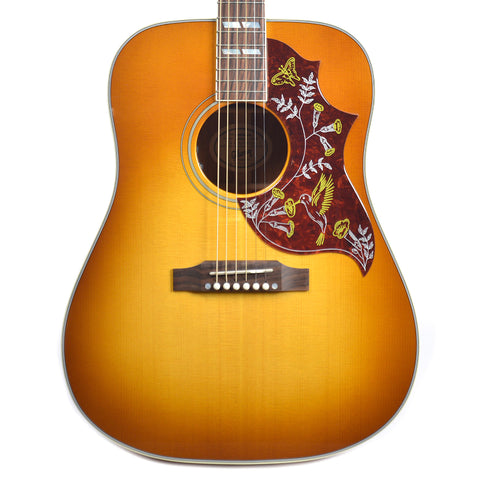 Gibson Montana Hummingbird Heritage Sunburst Floor Model