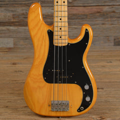 Fender Precision Bass Natural 1978 (s049)