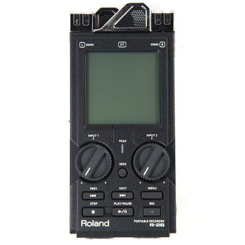 Roland R-26 6-Channel Field Recorder