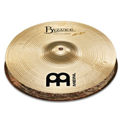 Meinl 14' Byzance Brilliant Serpents Hi‑Hat Pair