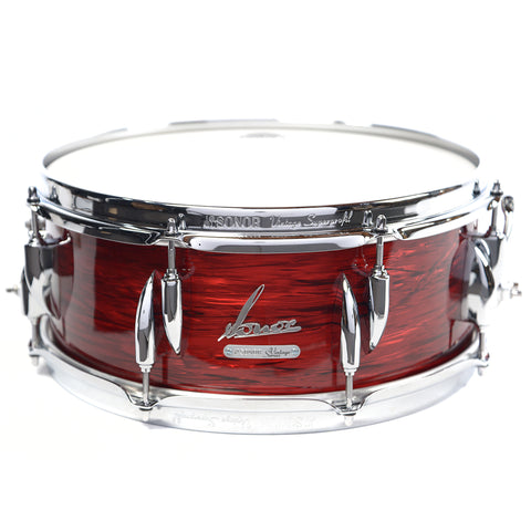 Sonor 5.75x14 Vintage Series Snare Drum Red Oyster