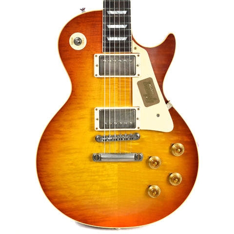 Gibson Custom Shop Les Paul Standard Plain Top Sonoran Fade VOS w/59 Neck Profile (Serial #CME70073)