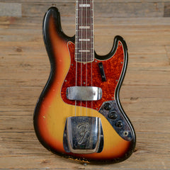 Fender Jazz Bass RW Sunburst 1968 (s108)