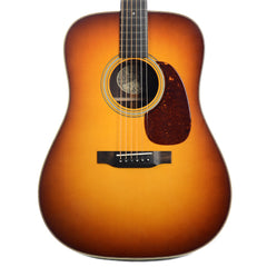 Collings D2H Dreadnought Sitka Spruce/Indian Rosewood Sunburst w/Rope Purfling (Serial #26798)