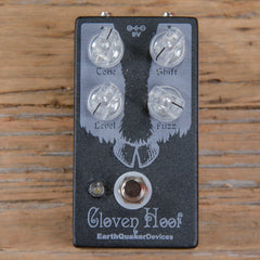 Earthquaker Devices Cloven Hoof Inverse Black CME Exclusive USED