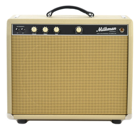 Milkman One Watt Plus 10W 1x12 Combo Vanilla w/Celestion Alnico Blue