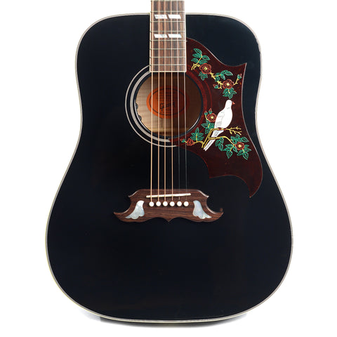 Gibson Montana Dove Ebony Special Sitka/Maple w/LR Baggs Element VTC Limited Edition of 50 (Serial #11906041)