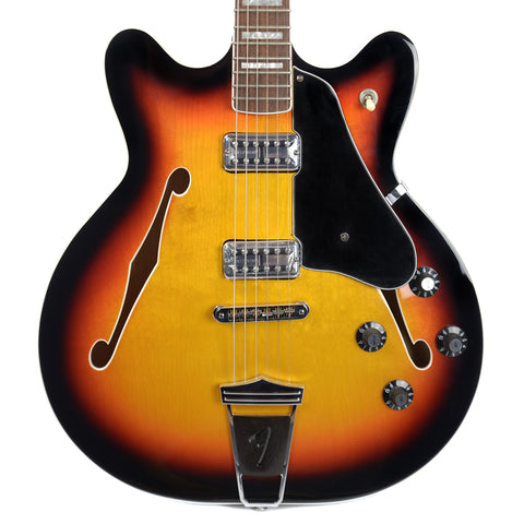 Fender Coronado 3 Color Sunburst