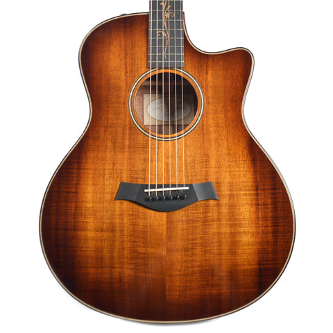 Taylor K26ce Grand Symphony Cutaway ES2 Hawaiian Koa Acoustic-Electric