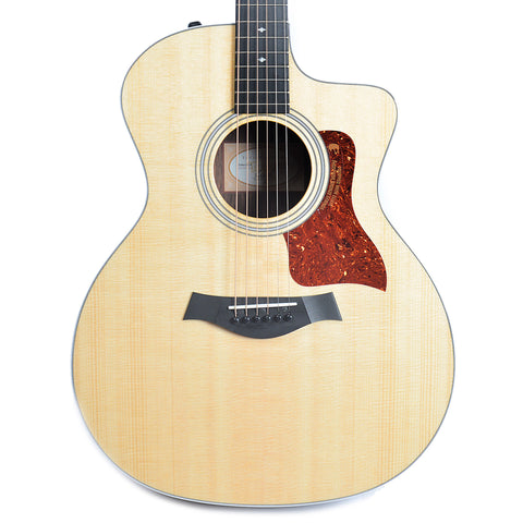 Taylor 214ce Deluxe Sitka/Rosewood Natural ES2