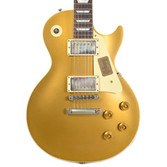 Gibson Custom Shop Les Paul Standard Goldtop Light Darkback VOS (Serial #CME70033)