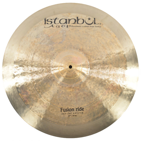 Istanbul Agop 22Ó Special Edition Fusion Ride Cymbal